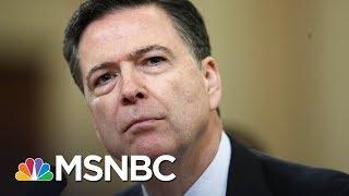 President Trump's Team Desperate To Explain James Comey Firing | Rachel Maddow | MSNBC