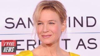 Renee Zellweger to Star in Netflix