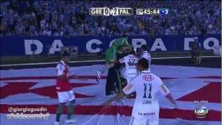 Gols - Grêmio 0 x 2 Palmeiras - Copa do Brasil 2012 - 13/06/2012 - RBSTV HD