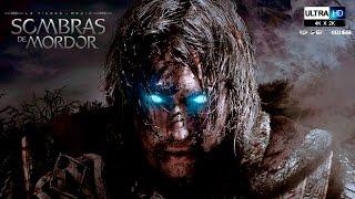 La Tierra Media Sombras de Mordor - El Señor de los Anillos Pelicula Completa Español (Game Movie)
