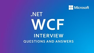 WCF Interview Questions and Answers Part-1 | SOA |.NET Framework|