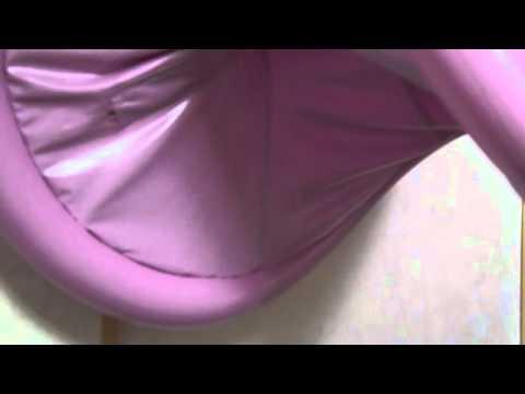 Slinkyskin inflatable Rubber