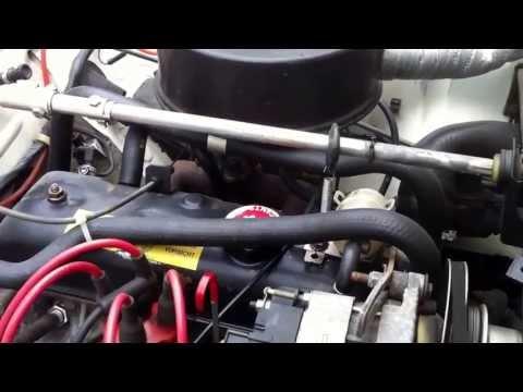 4L Réparation d un joint de culasse et remise en route.