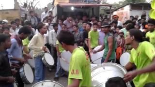 JB dhumal party nagpur