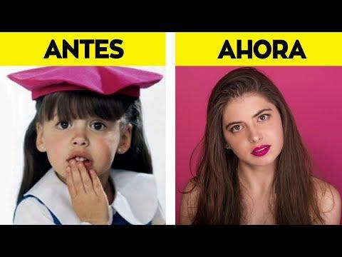 Carita de Angel Así luce el elenco en la actualidad Novelas