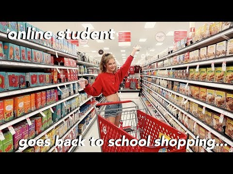 Xxx Mp4 Back To School Shopping For An Online Student 3gp Sex