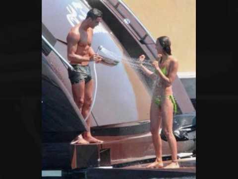 Cristiano Ronaldo & Irina Shayk Sheik New