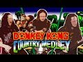 Download Video Download Donkey Kong Country Medley || Rock / Metal Cover || 3GP MP4 FLV