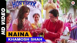Naina Official Video | Hunterrr | Gulshan Devaiah, Radhika Apte & Sai Tamhankar