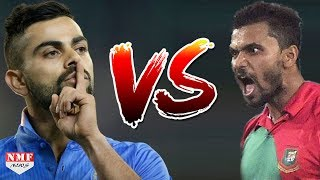 ICC Champions Trophy Semifinal 2: India Vs Bangladesh Live