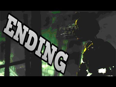SPRINGTRAP FINAL ENDING!! FNaF Sister Location CUSTOM NIGHT