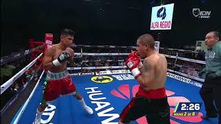 Cristopher Sauceda vs Alexis Reyes