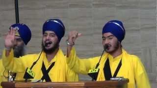 Bhai Mahal Singh Ji At Malton Guru Ghar Part 17