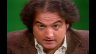 John Belushi SNL Audition Tape