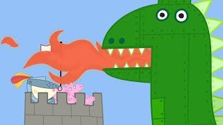 Peppa Pig English Episodes | Season 7 | The Castle #PeppaPig