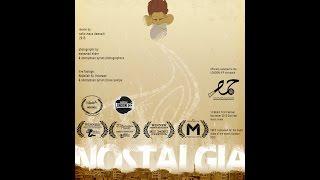 NOSTALGIA, animation for the freedom of syria, فلم انيميشن عن الثورة السورة السورية