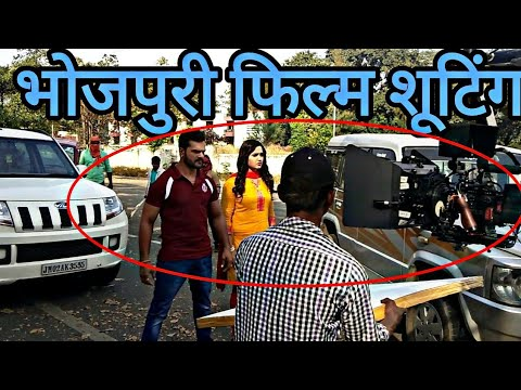 Xxx Mp4 Khesari Lal Yadav And Kajal Raghwani Film Shooting In Ranchi Coolie No 1 2019 3gp Sex