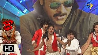Rahul and Dharsini Performance | Dhee Jodi | 11th January 2017| ETV Telugu
