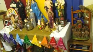GITANA, PAPA CANDELO & LOS SANSE PUERTO RICAN VODOU VUDÚ