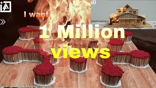 Amazing vedio[No.1].... for fun of fiery matchstick.