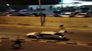 حصري لحظة إطلاق النار على الشهيد عمر سكافي 21 عاماً في القدس المحتلة