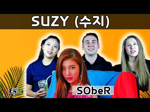 SUZY (수지) 'SObeR' M_V M/V Reaction and Review