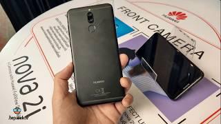 เปิดตัวมือถือ Huawei Nova 2i พร้อมลุยตลาดเซลฟี่แบบเต็มตัว