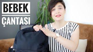 Çantamda Ne Var? | Bebek Çantası | Giyen Bayan