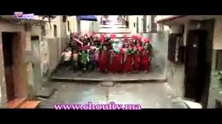 أغنية جميلة لأطفال مغاربة على الصحراء