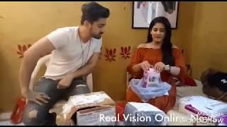 Neil Avani Avneil Aditi zain Adiza naamkaran gifts segment final part 2 exclusive Real Vision online