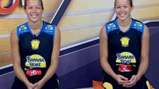 Conheça as gêmeas do volei feminino: Monique e Michelle Pavão, jogadoras do Praia Clube