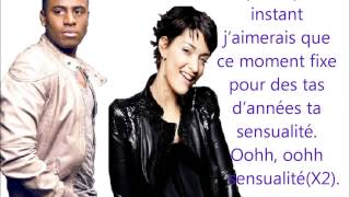 Shéryfa Luna feat Axel Tony - Sensualité paroles HD