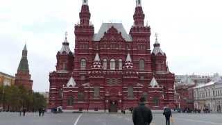 Panasonic LUMIX DMC-FZ1000 Russia Kremlin Red Square 4K UHD video