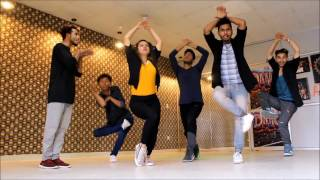 "Tamma Tamma Again | ""Badrinath Ki Dulhania"" choreograph ,dance BY THE DANCE MAFIA"