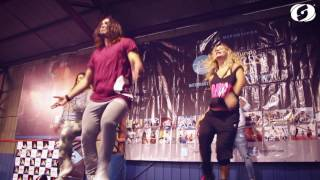 Timbaland Pass At Me feat Pitbull - SALSATION® Choreography by SMT Claudio Reyes