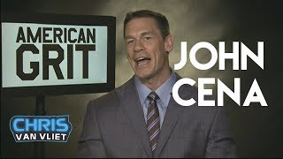John Cena on passing the torch, breaking Flair's record, proposing at WrestleMania, retiring, more