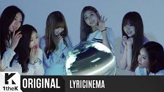 LYRICINEMA(리릭시네마): 러블리즈(Lovelyz) _ 나의 지구(Destiny) [SUB]