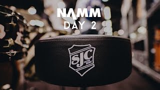 Winter NAMM 2017 - Day 2