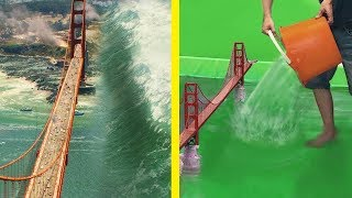 Top 10 Movies Before and After CGI SPECIAL EFFECTS