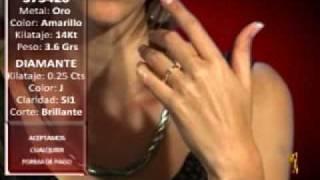 Anillo de compromiso de la joyería Anello: 373426