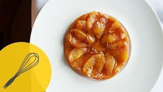 Klassische Tarte Tatin   Köstlicher Franzöischer Karamel-Apfelkuchen   Richard x Kitchen Stories