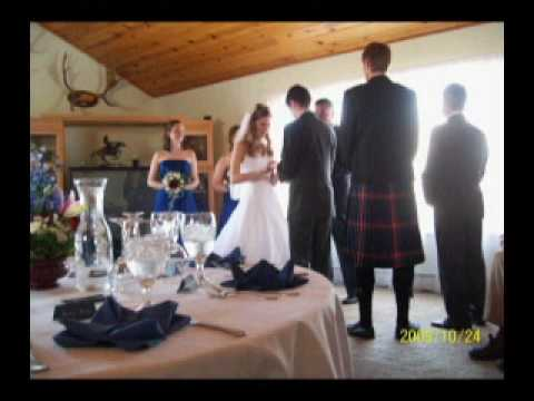 James and Jennifer Wedding video