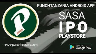 DOWNLOAD PUNCH TANZANIA ANDROID APP KUPITIA PLAYSTORE