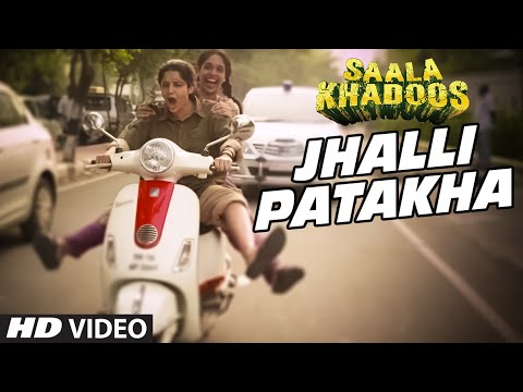 Xxx Mp4 JHALLI PATAKHA Video Song SAALA KHADOOS R Madhavan Ritika Singh T Series 3gp Sex