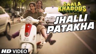 'JHALLI PATAKHA' Video Song | SAALA KHADOOS | R. Madhavan, Ritika Singh | T-Series