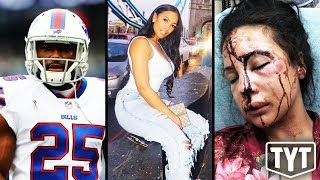 LeSean McCoy's Ex-Girlfriend BRUTALLY Beaten