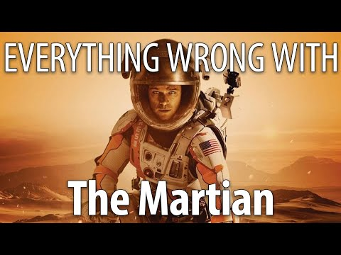 Everything Wrong With The Martian With Dr. Neil deGrasse Tyson