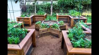[Garden Ideas] raised vegetable garden bed