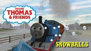 Trainz Thomas & Friends: Snowballs