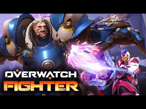 Xxx Mp4 IF OVERWATCH WAS A FIGHTING GAME 3gp Sex